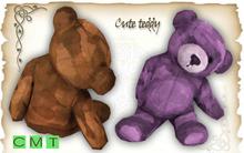 [MF] Mesh Teddy bear Valentine (boxed)