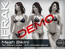FRAK - Mesh Bikini - DEMO