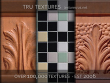 10876: 10 x Seamless Ceramic Tile Textures by Texturama.com Set 1 - 512 x 512 Pixels