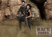 RACK Poses - Crusade