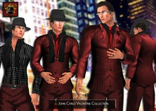 GQ - John Carlo Valentine Collection - By 69 Park Ave