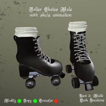 Roller Skates Male
