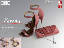 Verona Shoes, Bag and Necklace :: Ed.Special Valentines day