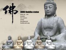 JOMO Buddha statue