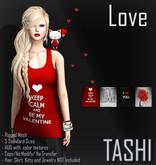TASHI Love Valentine Dollarbie
