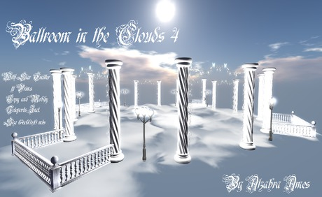 Ballroom in the Clouds IV (Box)