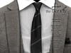 [Deadwool] The Dandy - formal jacket - taupe