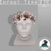 .Enfant Terrible. Rosalies Headpiece Rose