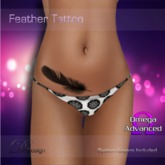 Feather Tattoo Omega Applier / System