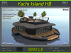 Yacht Island HB - Black- Drivable -