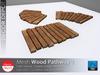 [DD] - FULL PERM  Wood Pathway 1