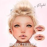 {LPP} Baby Teeth + Dimples