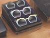 BLCKFT - Lasha Sunglasses - Aqua