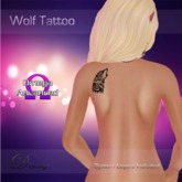 Wolf Tattoo Back Omega Box
