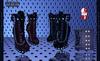 Suicide Gurls - Gulah Boots - Black