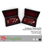 Frogstar - Sweeney Shaving Kit