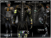 Jump Suit Male -Shu Mesh-