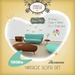 i { DH } 1950s Sofa Set *Roxanne* 33 Poses + Color HUD