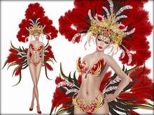 Boudoir-Mistress of Rio RED