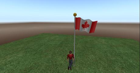 Canada Flag # 753