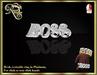 Boss Ring - Platinum (boxed)