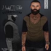 {Fe Style}DEMO Mhorek  / Hooded T-Shirt