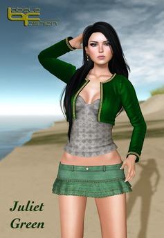 Babele Fashion :: Juliet Green