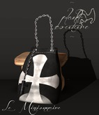 ~plank couture~ Ecleziastica Society - Le Missionnaire ShoulderSack