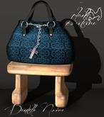 ~plank couture~ Ecleziastica Society - Dentelle Noire HandBag