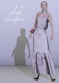 ~plank couture~ L'Innocente Dress - Imprimee en Rose