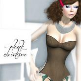 ~plank couture~ Plurielle Corset - Discrete