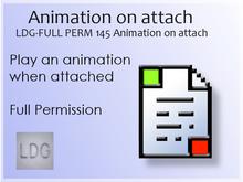 LDG-FULL PERM 145 Animation on attach