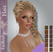 Fairodis pearl decoration for annette hairstyle light shaten