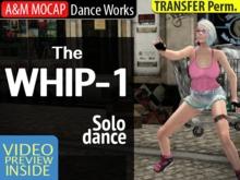 A&M MOCAP - The WHIP - 1 dance - (transfer) :: tags - street dance