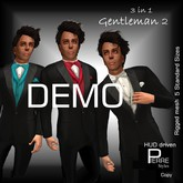DEMO -PierreStyles Gentleman #2 Tux multi