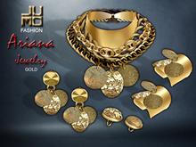 .:JUMO:. Ariana Gold Jewelry