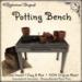 [DDD] Potting Bench