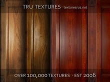 9 Seamless Shiny Wood Panel Textures By TRU Textures