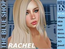 RACHEL Complete avatar NEW!