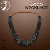 -=UZURI=- Coco Necklace