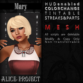 Alice Project - Mary - Blonde