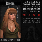 Alice Project - Reema - Blonde