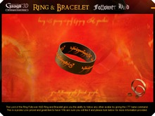 Gaagii - Ring and Bracelet - Avatar Follower HUD