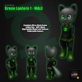 [LR]FoxTrin - Green Lantern 1 - MALE (boxed)