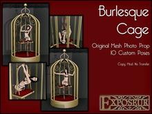 Exposeur - Burlesque Cage