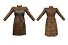 Womens steampunk tail coat 2