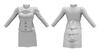 Womens steampunk tail coat 1