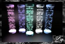 Zyn ~ Bubble Lamps :D ~ !