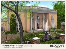 ** GREYSTONE Mansion - REDGRAVE - Unfurnished **