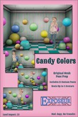 {.:exposeur:.} Candy Colors